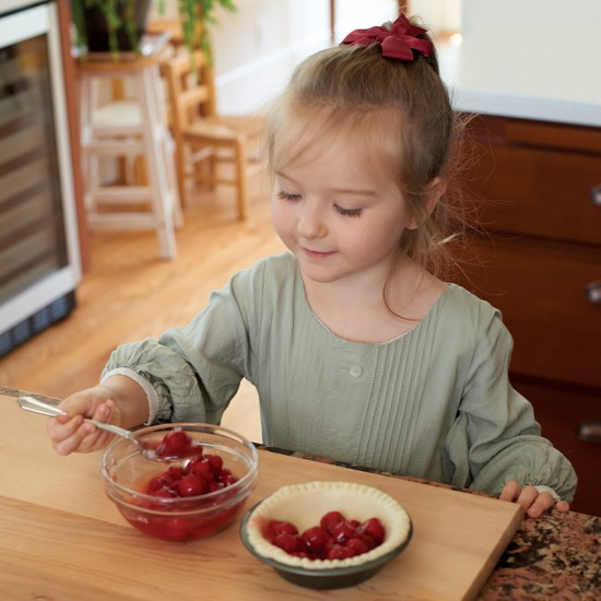Non Stick Mini Pie Pans For Small Hands