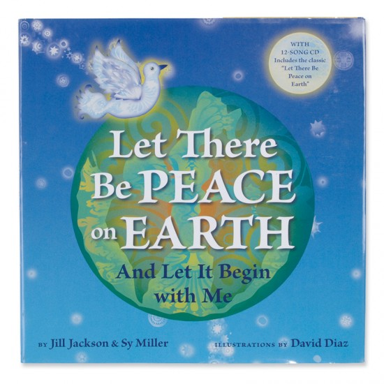 Let there be peace on earth book amp cd for small hands