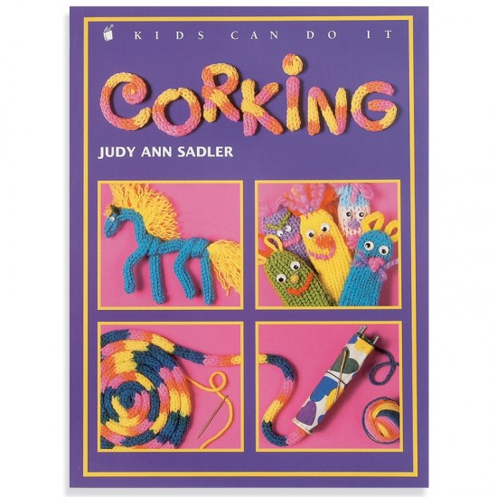 Corking Book For Small Hands