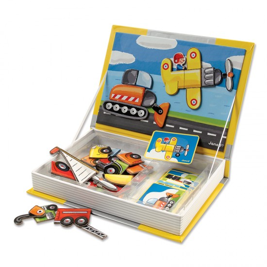 Magneti'book Build-A-Vehicle
