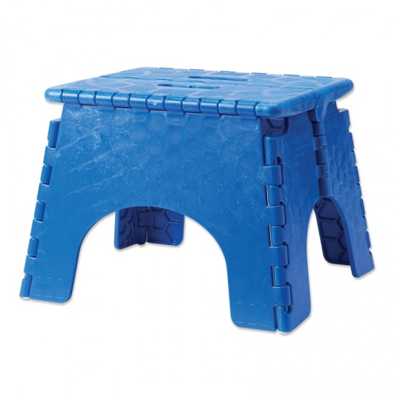 Remarkable E Z Foldz Stool Blue Squirreltailoven Fun Painted Chair Ideas Images Squirreltailovenorg