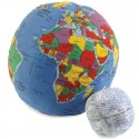 Hugg-A-Planet Earth Classic and Hugg-A-Moon