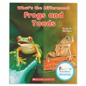 What's the Difference? Frogs and Toads