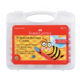 Brilliant Beeswax Crayons