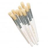 Easel Brush Set