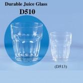 Durable Juice Glass Set