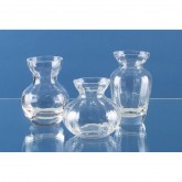 Hand Blown Glass Vase Set