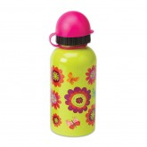 Flower Garden Stainless Steel Drinking Bottle
