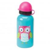 Owl Stainless Steel Drinking Bottle
