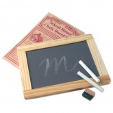 Child's Chalkboard Set