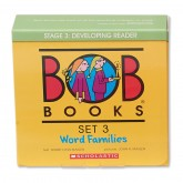 Bob Books - Set 3 - Word Families