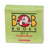 Bob Books - Set 4 - Complex Words