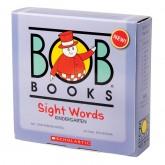 Bob Books - Sight Words Kindergarten