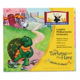 The Tortoise and the Hare CD & Booklet