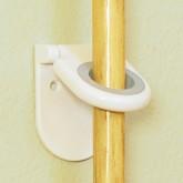 1-Ring Mop or Broom Holder