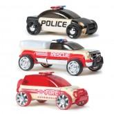 Automoblox Mini Rescue Vehicles