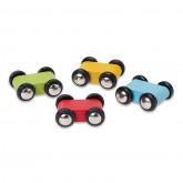 Mini Wooden Cars