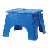 E-Z Foldz Stool ~ Blue