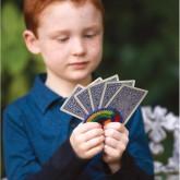 Woven Card Holder