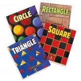 Basic Shapes Book Set
