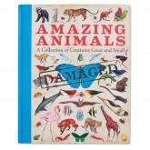 SLIGHTLY DAMAGED Amazing Animals