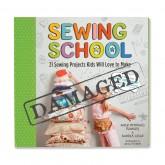SLIGHTLY DAMAGED Sewing School