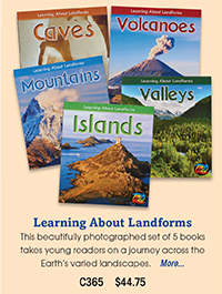 C365 Learning About Landforms