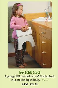 X510 E-Z-Foldz Stool