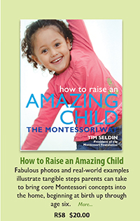 R58 How to Raise an Amazing Child
