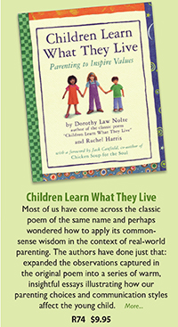 R74 Children Learn What They Live