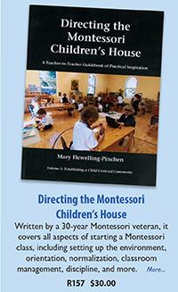 R157 Directing the Montessori Children's House