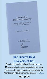 R83 One Hundred Child Development Tips