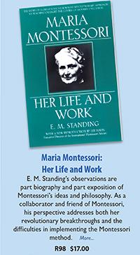 R98 Maria Montessori: Her Life and Work