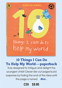 C29 10 Things I Can Do To Help My World - paperback
