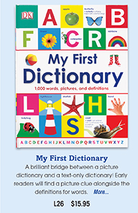 L26 My First Dictionary