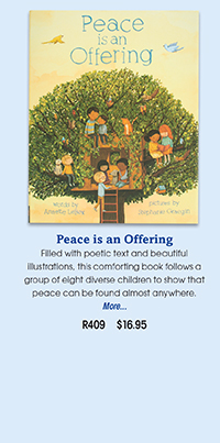 R409 Peace is an Offering