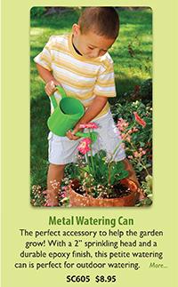 SC605 Metal Watering Can