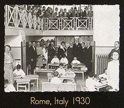 Rome, Italy, 1930