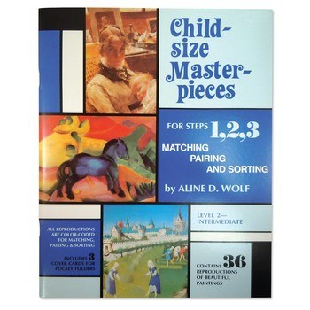Child-Size Masterpieces ~ Level 2 - Intermediate