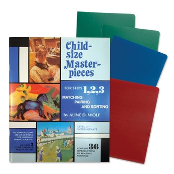 Child-Size Masterpieces ~ Level 2 - Intermediate with Folders