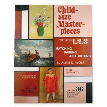 Child-Size Masterpieces ~ Level 3 - Advanced