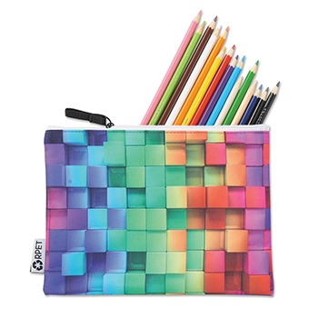 Pencil Pouch with Pencils