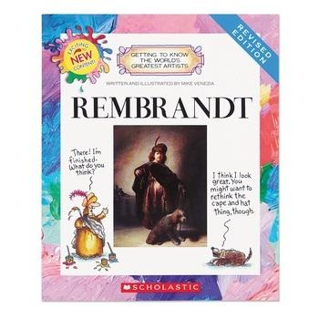 Rembrandt ~ Revised