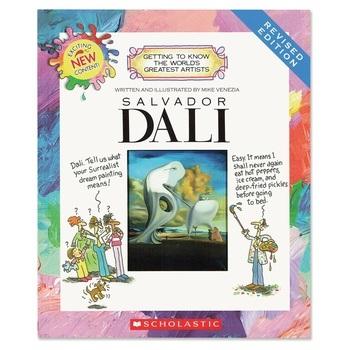 Salvador Dali ~ Revised