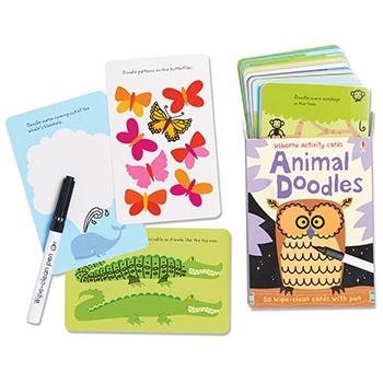Animal Doodles