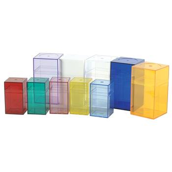 Boxes for Cubing Chain Labels Set