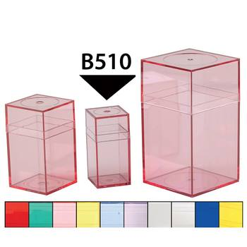 Small Colored Plastic Boxes