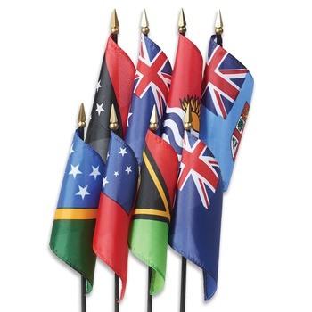 Australia & Oceania Flag Set