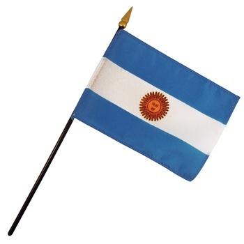 Argentina Nation Flag