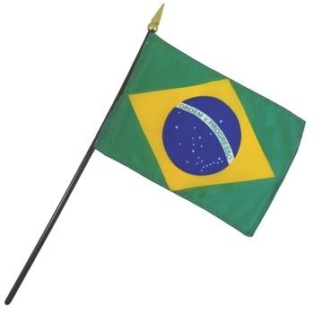 Brazil Nation Flag